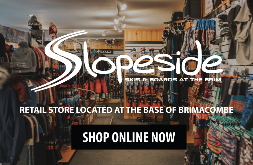 Slopeside Skis & Boards