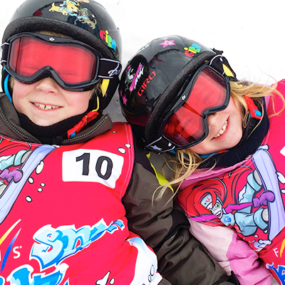WINTER SKI & SNOWBOARD CAMPS